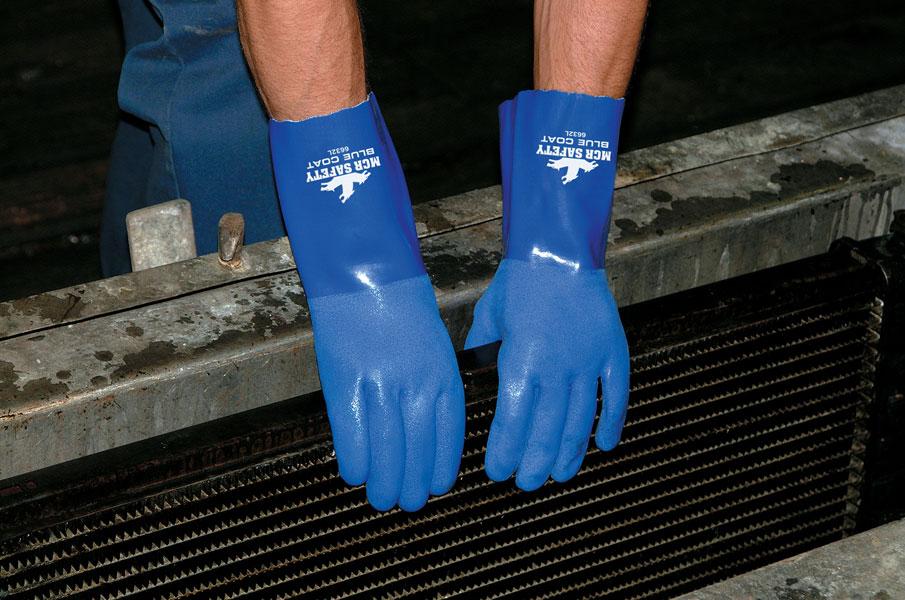6632 - Flexible Seamless PVC, Bluecoat, 12