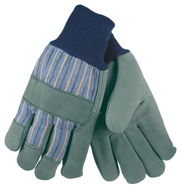 1420A - A' Grade Select Shoulder Leather Palm, Knit wrist